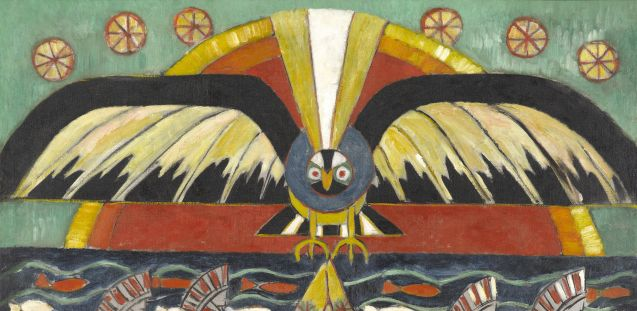 Marsden Hartley: Indian Fantasy, 1914